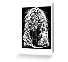 The Gravelord Greeting Card