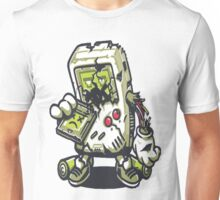 Zombie Game boy Unisex T-Shirt
