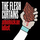 The Flesh Curtains - AmeRICKan Idiot by Vitaliy Klimenko
