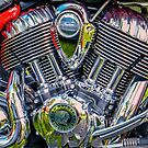Indian Motorcycle by Tom Piorkowski