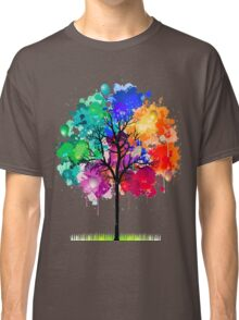 tree abstract Classic T-Shirt