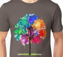 tree abstract Unisex T-Shirt