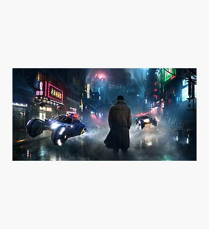 Blade Runner Photographic Print