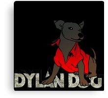 Dylan Dog Canvas Print