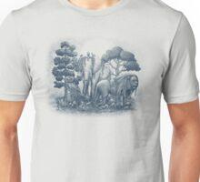 Midnight in the Stone Garden Unisex T-Shirt