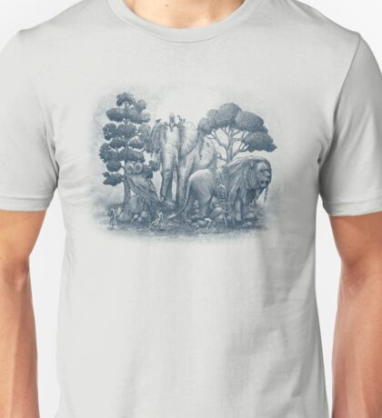 Midnight in the Stone Garden Unisex T-Shirt