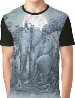 Midnight in the Stone Garden Graphic T-Shirt