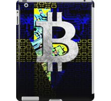 bitcoin sweden iPad Case/Skin
