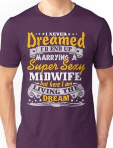 Midwife Husband Gift - Hot shirt 2017 Unisex T-Shirt