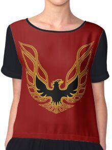 Pontiac Firebird Chiffon Top