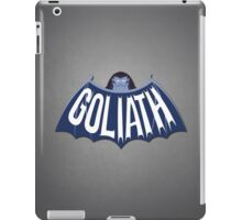Defender of the Night iPad Case/Skin