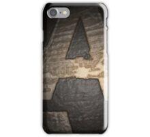 Ammonia iPhone Case/Skin