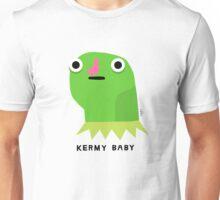 Kermy baby (black text) Unisex T-Shirt