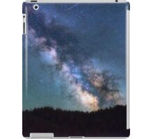 stary blue sky space iPad Case/Skin