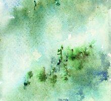 Mystic Tree Islands by DeniseMiller