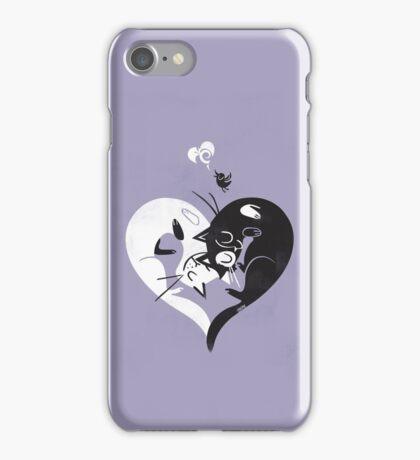 CATURDAY PLANS -AC PHONE iPhone Case/Skin