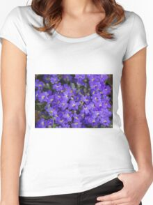 Dampiera Women's Fitted Scoop T-Shirt