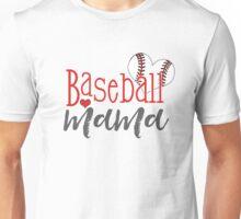Baseball Mama Unisex T-Shirt