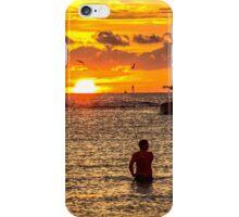 Sand Key Sunset iPhone Case/Skin