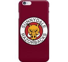 Sunnydale Razorbacks Series 1-3 iPhone Case/Skin