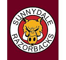 Sunnydale Razorbacks Series 1-3 Photographic Print