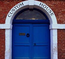 Custom House by Charmiene Maxwell-batten