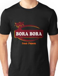 Bora Bora Once In Time Unisex T-Shirt