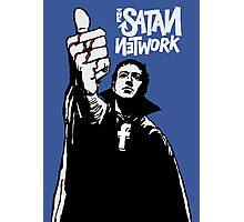 The Satan Network Photographic Print