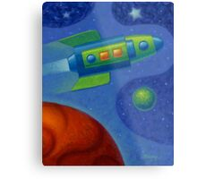 Space Oddity 2016 Metal Print