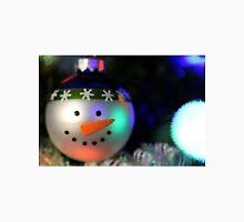 Snowman Ornament  T-Shirt