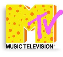 MTV! Canvas Print