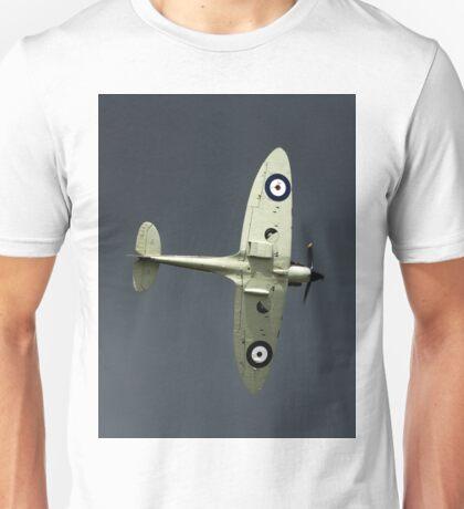 Supermarine Spitfire Mk lla Unisex T-Shirt
