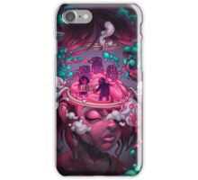 Cognitive behaviour therapy iPhone Case/Skin