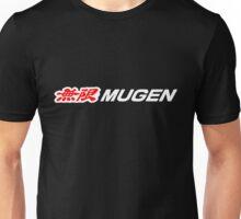 MUGEN Red Unisex T-Shirt