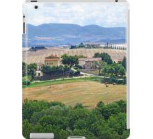 Bagni Vignoni Countryside iPad Case/Skin
