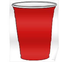 Red Cup Poster