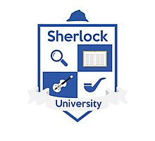 Sherlock University Photographic Print