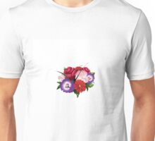 Bunch of flowers Unisex T-Shirt
