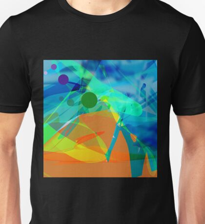 20161201 dots no. 1 Unisex T-Shirt