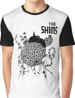 The Shins Combined Album Covers Graphic T-Shirt