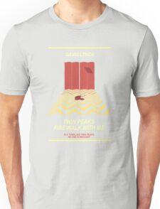 Twin Peaks: Red Room Unisex T-Shirt
