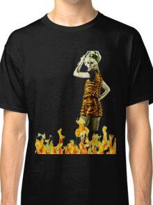 Xanadu Burnin' Hot  Classic T-Shirt