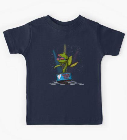 Dancing with the Plants: Audrey II Kids Tee