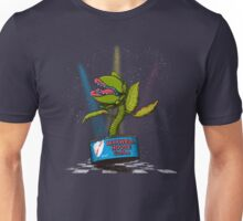 Dancing with the Plants: Audrey II Unisex T-Shirt