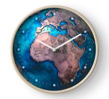088 Wall Clock World Clock