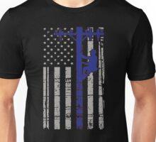 Tshirt | Lineman Shirts - American Flag Lineman Unisex T-Shirt