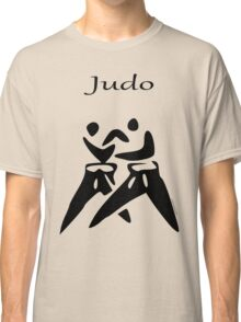 JUDO...the Dance of Champions! Classic T-Shirt