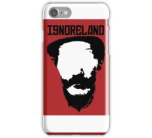 Ignoreland iPhone Case/Skin