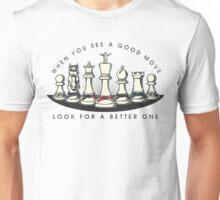 Martial Arts Chess Pieces Unisex T-Shirt