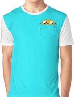 Pocket Jake Graphic T-Shirt